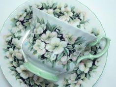 Royal Albert Vintage Fine Bone China Tea Cup by TheVintageFind1, $42.00