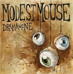 """Irritated how long it took me to find something pre-Good News.  Apparently it's the only album Modest Mouse """"fans"""" know..."""