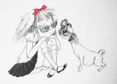 Eloise-I think I looked a lot like this as a little girl....only I had a shiz tsu and his name was Dusty.