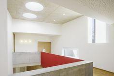 Erweiterung der Waldorfschule in Freiburg St. Georgen   Lederer Ragnarsdóttir Oei