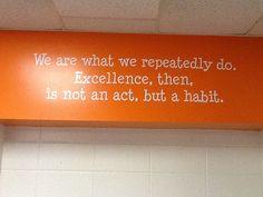 leader+in+me+school+hallways | Mrs. White's 5th Grade Class: Week 22- Leader in Me Visit