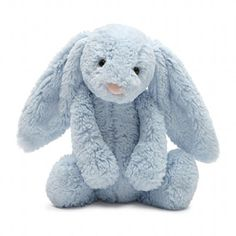 Bashful Blue Bunny Chime