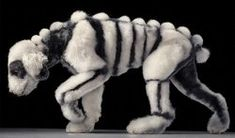 Some dog groomers have taken dog grooming a whole different level. So different a level that the dogs no longer look like dogs, but rather skeletons,...