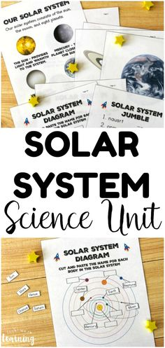Learn about the members of the solar system with this All About the Solar System Printable Unit for Kids! Such an awesome way to explore space! space activities for kids solar system Planets Activities, Space Activities For Kids, Educational Activities For Kids, Printable Activities For Kids, Science For Kids, Science Today, Educational Websites, Science Resources, Science Activities