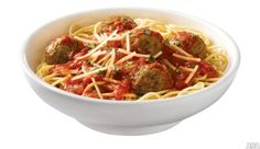 Noodles and Company Spaghetti and Meatballs Recipe. Cooking with Kids Spicy Spaghetti, Spaghetti And Meatballs, Spaghetti Recipes, Noodles And Company Menu, Restaurant Recipes, Dinner Recipes, Dinner Ideas, Food Obsession, Meatball Recipes