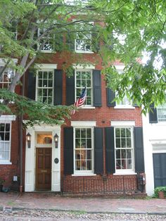 Old Houses in Alexandria, Virginia | Flickr - Photo Sharing!