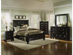 Nebraska Furniture Mart – Ashley 5-Piece Shay King Bedroom Set ...