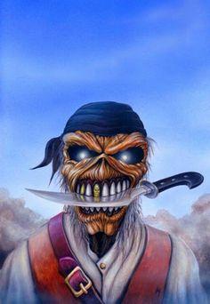 Eddie pirat