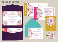 Hey, I found this really awesome Etsy listing at https://www.etsy.com/listing/158565025/indian-wedding-invitation-the-jaiselmer