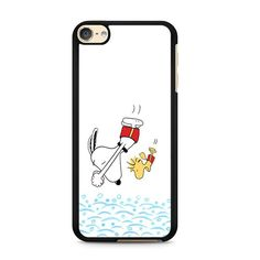 New Release Snoopy And Woodst... on our store check it out here! http://www.comerch.com/products/snoopy-and-woodstock-swim-ipod-touch-6-case-yum7957?utm_campaign=social_autopilot&utm_source=pin&utm_medium=pin