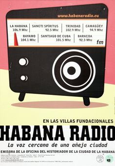 Radio Habana with the right channels