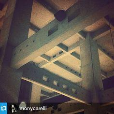 #Torino raccontata dai cittadini per #inTO. Foto di monycarelli #inTo #mncc1107  Prospettive a #Torino #Lingotto