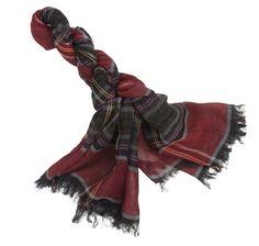 # McArthurGlenStyle Strenesse - Tartan-Check Schal Accessories, Fashion, Fall Winter, Moda, Fashion Styles, Fashion Illustrations, Jewelry Accessories