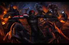 Mass Effect 3 is epic. Even if I wasn't a mass effect fangirl this game is awesome, despite everything, even strange endings. Mass Effect 3 Mass Effect Games, Mass Effect 1, Mass Effect Universe, Mass Effect Miranda, Widescreen Wallpaper, Wallpaper Backgrounds, Wallpapers, Star Force, Dwarf Planet