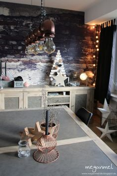 home and deco blog - scandinavianstyle - black and white