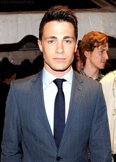 Afternoon eye candy: Colton Haynes - Why am I only just discovering this beauty now?!
