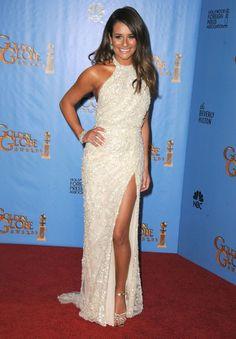 70th Annual Golden Globe Awards - Press Room: Lea Michele