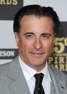 Andy Garcia - 25th Film Independent Spirit Awards - Arrivals