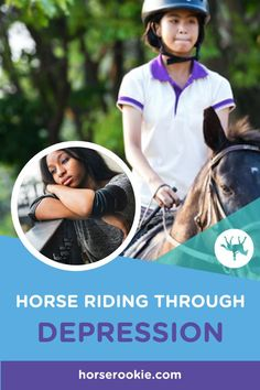 Horseback riding through depression when you feel like being depressed is taking away your love for horseback riding. Broken Leg, Teenage Years, Staying Alive, My Ride, Horse Riding, Horseback Riding, Lessons Learned, Depressed, Helping Others