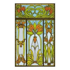 Stained Glass on Beautiful Recreation