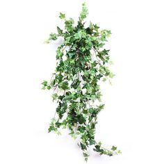 Hiedra artificial colgante Plants, Trees, Gardening, Hanging Plants, Fake Flowers, Indoor Plants, Pretty, Green, Colors
