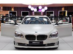 BMW Pearl Series, nuevas ediciones limitadas de las series 6 y 7 para el Middle East