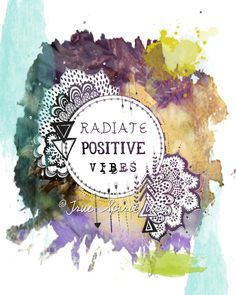#positivevibes #flower #isuespirit #tumblr #colorful #love #happy