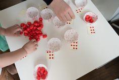 Kreatywne zabawy dla dzieci zajętych matek - genialne pomysły Desserts, Tailgate Desserts, Deserts, Postres, Dessert, Plated Desserts