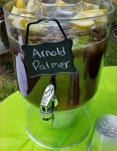 Golf theme party Arnold Palmer   Golf Themed Retirement Party   Hole In One First Birthday   Golf Event Themes   Ladies Golf Party Themes. Whether you like playing golf or viewing golf, a golfing theme celebration is a swinging celebration for fans of all ages. Selecting your invite is the equivalent of the title of a paper, it sets the tone for the whole celebration, even a casual...