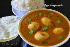 Tasty Appetite: Chettinad Style Egg Kuzhambu / Egg Masala Curry / ...