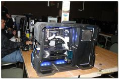 QuakeCon 2013 Case Mod Contestants