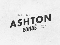 Ashton Canal by Olly Sorsby