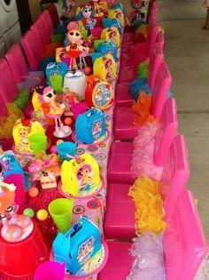 Gift boxes- LalaLoopsy / Birthday I LOVE LALALOOPSY | Catch My Party