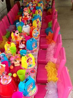 Lalaloopsy Party #lalaloopsy #party @Kay Richards V Bermudez