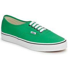 Vans AUTHENTIC Vert <3