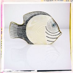 Vintage 70s PAL Abraham Palatnik ARTEMIS Op Art FISH Lucite Figurine Brazil Mid Century Mod on Etsy, $78.00