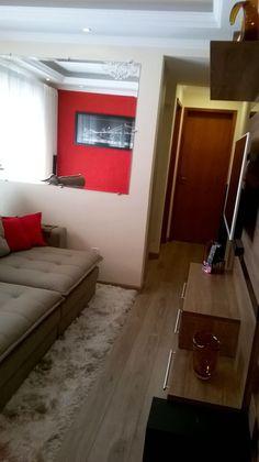 Antes e depois do apartamento. Pela primeira vez neste blog a coluna Apartamento da Leitora vai ter que mudar para Apartamento do Leitor!