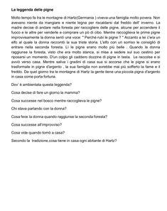 Raccolta di leggende con comprensione | Blog di Maestra Mile Italian Language, Activities, Education, Books, 3, Libros, Book, Teaching, Book Illustrations