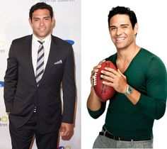 7 Male Athletes Who Stepped Up Their Style Game (Lebron, Chad, & More! Ex Husbands, To My Future Husband, Mark Sanchez, Latino Men, My Baby Daddy, Hey Good Lookin, Athletic Men, Celebs, Celebrities