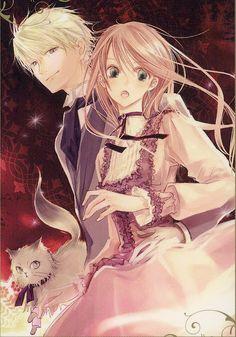 Hakushaku to Yousei - Earl and Fairy - Nico, Edgar, and Lydia