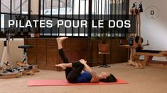 Véréna Tremel, a Pilates teacher, offers a Pilates session to prevent back pain. With these postures you stretch and strengthen Le Pilates, Pilates Workout, Cardio, Pilates Training, Cold Water Bath, Gym Douce, Yoga Fitness, Health Fitness, Gym Club