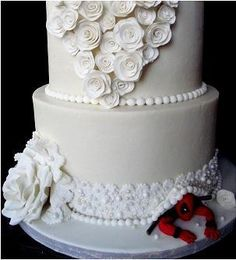 Wedding Cake On Pinterest