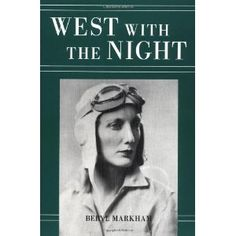A memoir from one of the world's first female aviators and an interesting journey through colonial Africa