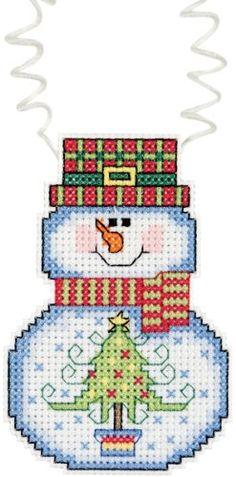 Janlynn Cross Stitch Kit, Snowman with Tree Janlynn https://www.amazon.com/dp/B003MY4HZU/ref=cm_sw_r_pi_dp_x_KD3gyb2TW0M36