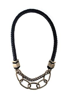 TomTom Jewelry Collection 2013 – Edgy Collar Necklaces