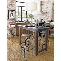 Find This Pin And More On Island Kitchen Idea The Most Counter Height