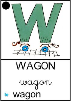 Le wagon Classroom, Lettering, Learning, Logos, School, Alpha Letter, Class Room, Drawing Letters, Letters