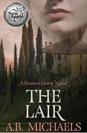 Margaret Reviews Books: Book Promo | A.B. Michaels | The Lair