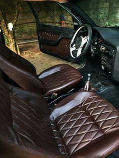 Interior gol G2 customizado 2Denoite Garage