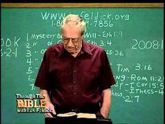 76-2-1.Through the Bible with Les Feldick- (The Mysteries), the website,  www.lesfeldick.org